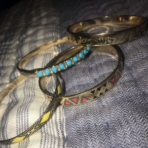 Katy Perry Prism Collection bracelets